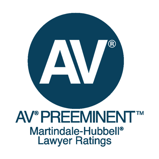 AV Preeminent Lawyer Icon