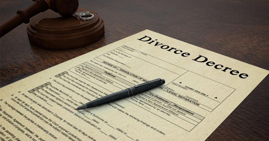 What is the Difference Between a Divorce and an Annulment?
